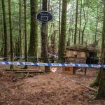 Shock as brazen vandals create illegal basketball court and mountain bike track on Perthshire estate