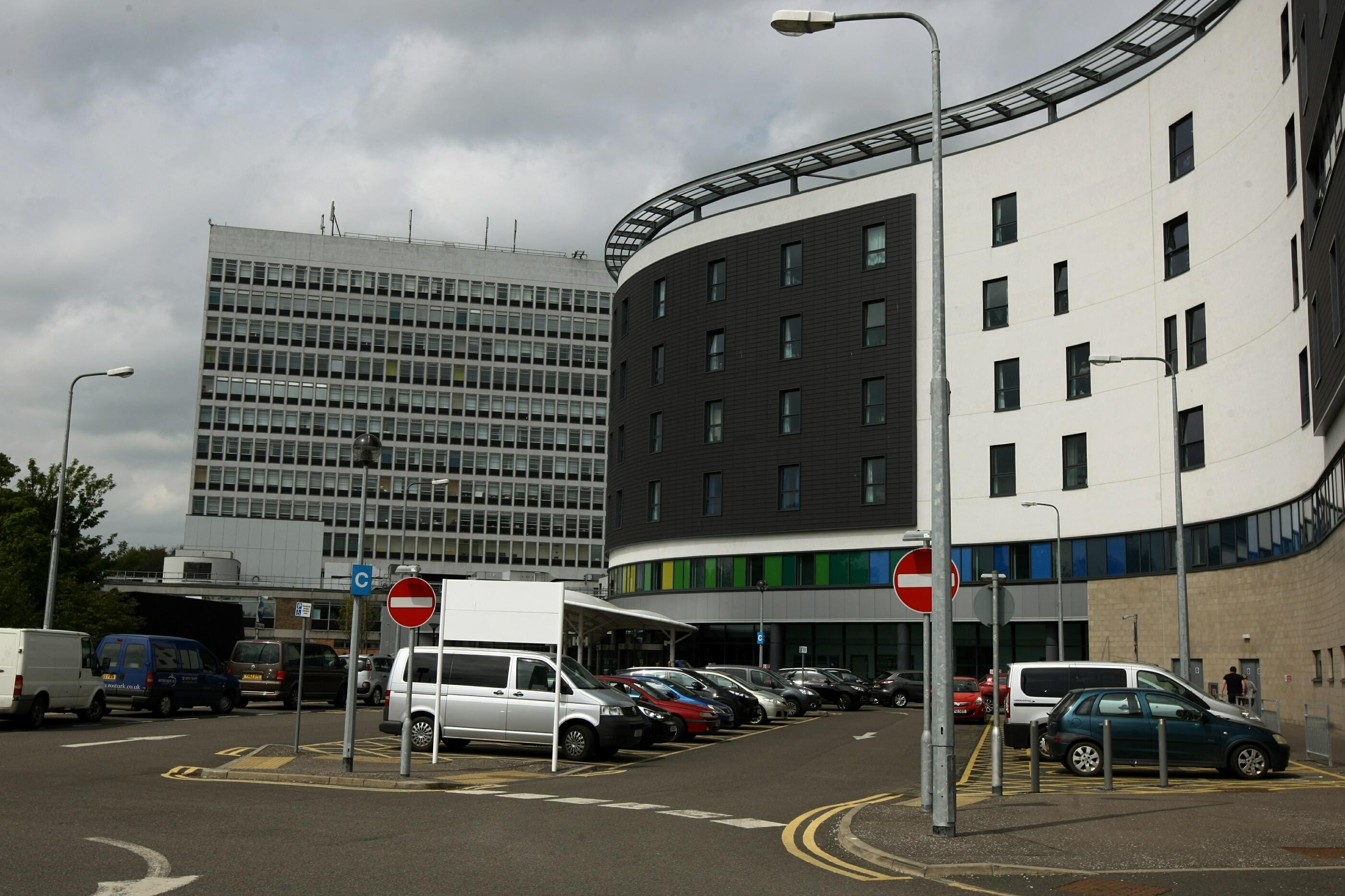 Victoria Hospital, Kirkcaldy