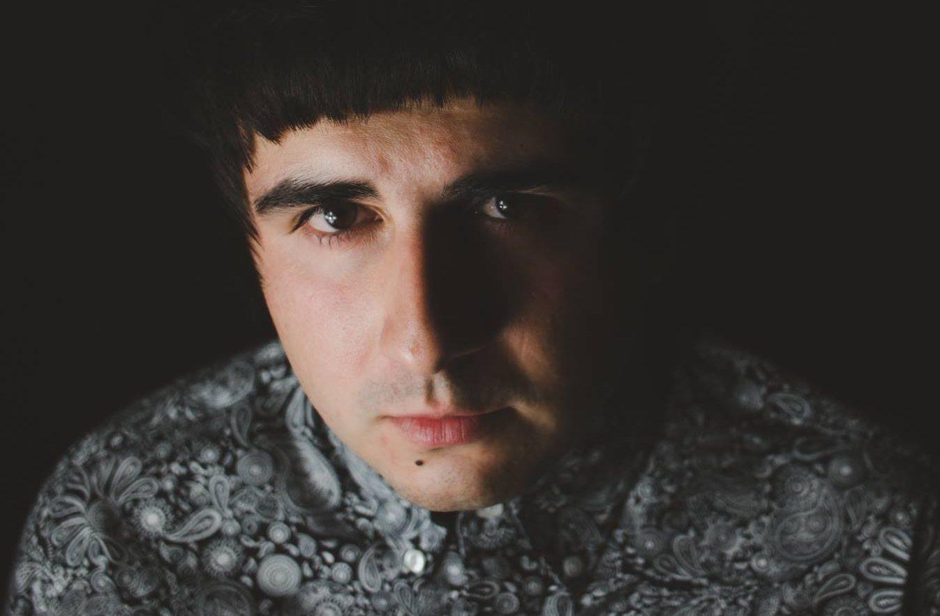 Arbroath singer songwriter Owen Bryce