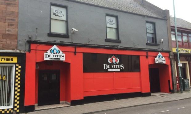 Devito's in Millgate.