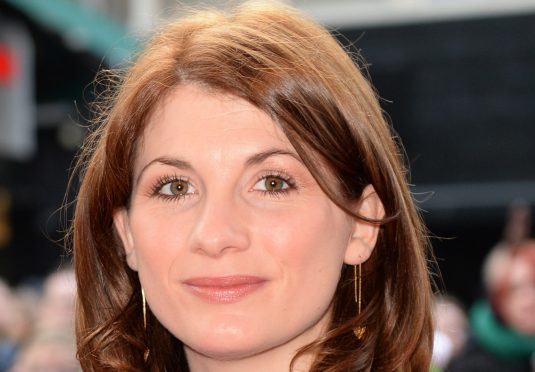 Dr Who? Jodie Whittaker has arrived!