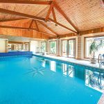 Take a dip — This Broughty Ferry manse comes with its own swimming pool