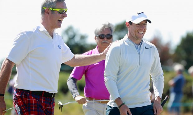 Rory McIlroy: 'Driver is least of my worries'