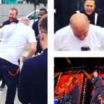 Olly Murs shares video of his bus driver doing hilarious dance backstage at Dundee show