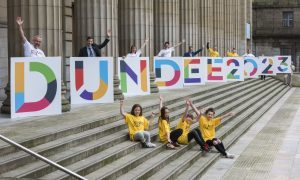 LISTEN: This is the official song of Dundee's 2023 European Capital of Culture bid