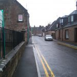 Police submit report over Brechin baby tragedy