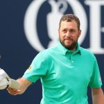 Carnoustie will have a 'home' hero in Matthew Southgate next year