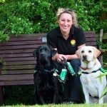 "VIDEO: These remarkable ""dementia dogs"" are looking to transform the lives of two families"