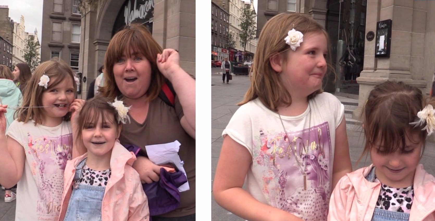 Invergowrie mum surprises daughters with Olly Murs tickets