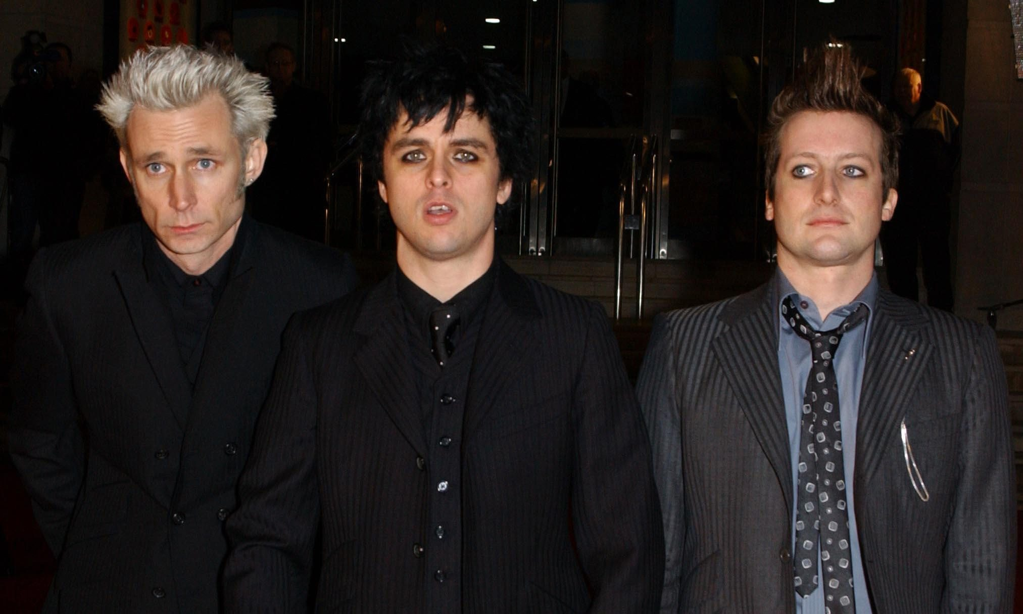 American band Green Day.
