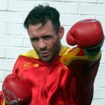 Dundee champion kick-boxer  Ronnie 'The Shark' Clark jailed for bitter 'control' campaign against ex-partner