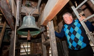 Ring the bells! — Errol church chimes will continue after noise complaint is repealed