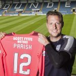 New Dundee keeper Elliott Parish to give orange footwear the boot