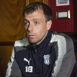 Dundee's Paul McGowan looking to secure another League Cup winner's medal