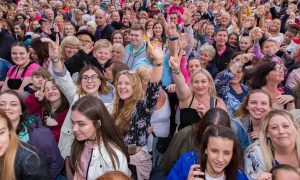 Who's next? — Olly Murs caps hugely successful concert series at Slessor Gardens