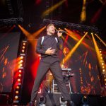 Olly Murs wows fans with incredible Slessor Gardens performance