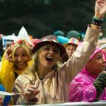 Atrocious weather conditions fail to dampen spirits of Rewind revellers