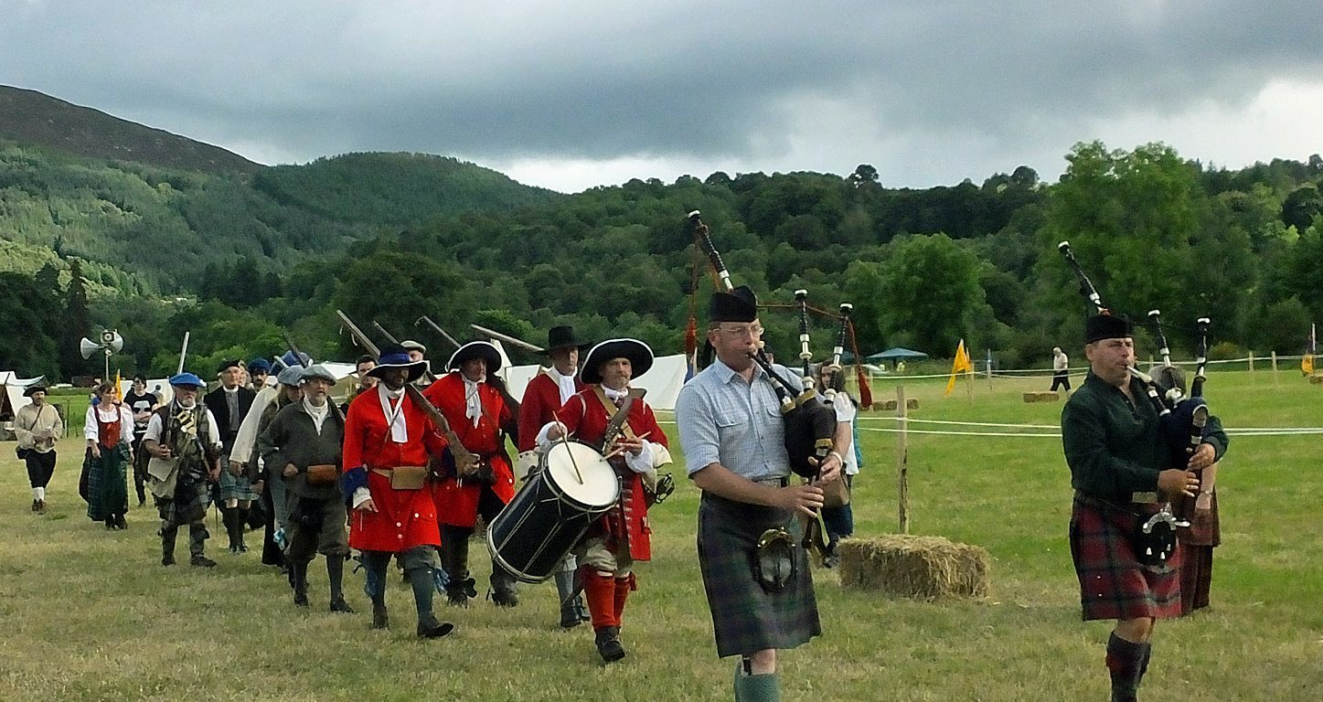 The Soldiers of Killiecrankie.