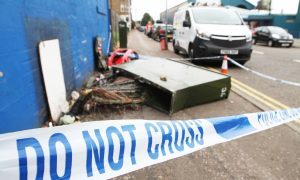 Work still ongoing to reconnect homes following Dundee telecoms box smash