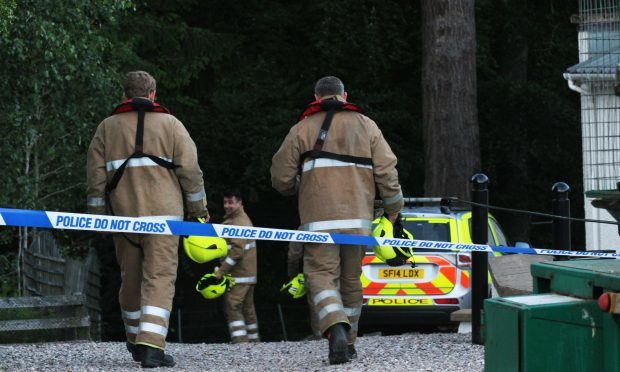 Body of teenager recovered at Falls of Bruar