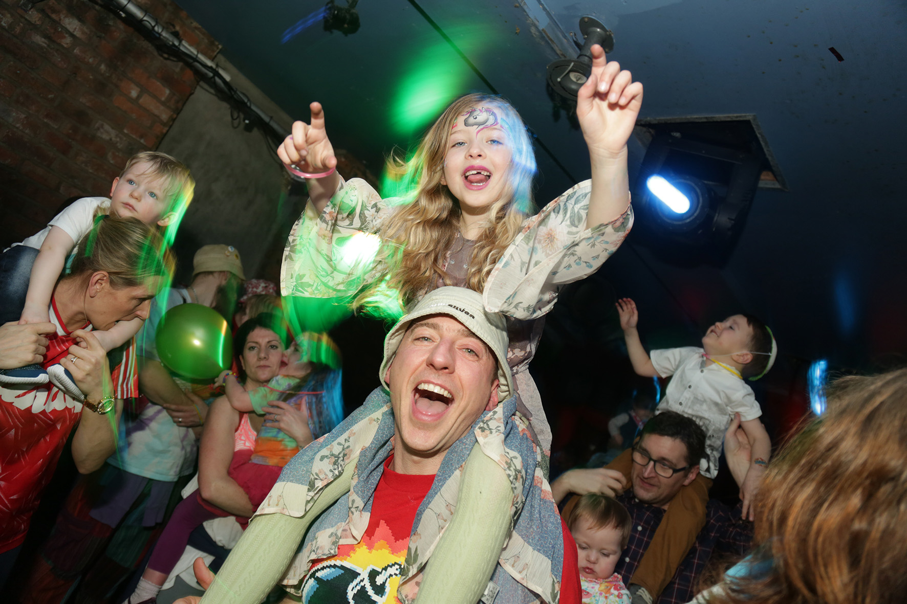 The festival has been held in cities across the UK