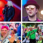 PICTURES: Tens of thousands Rewind back to the 1980s for Perthshire festival