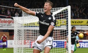Dundee's Mark O'Hara determined to work his way into manager's starting XI