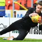 Dundee United's Harry Lewis revelling in being first-choice keeper at the club