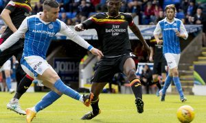St Johnstone 1 Partick Thistle 0: Saints make it three wins out of three