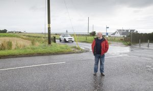 'Death trap' junction in Carnoustie to be assessed after councillor's concerns