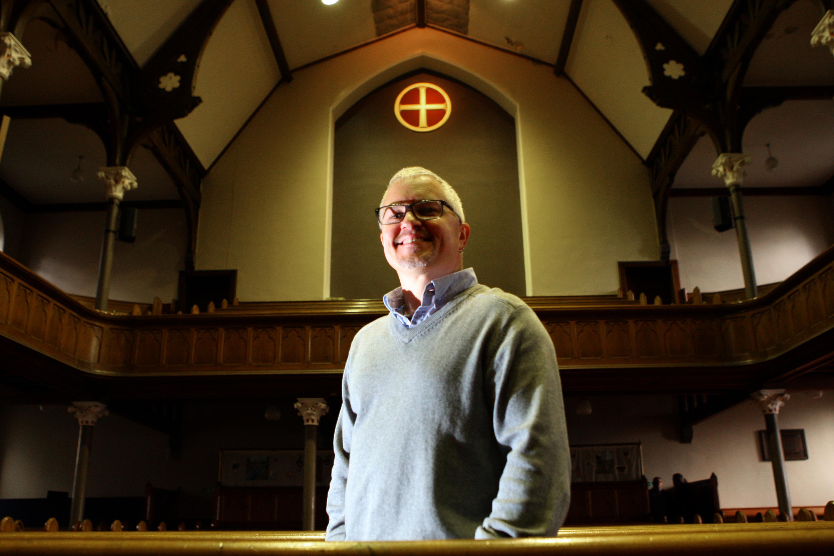 Rev Scott Burton