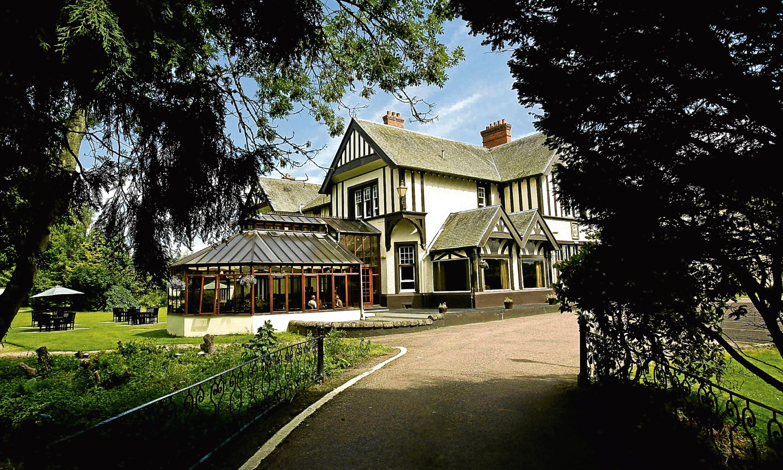 Huntingtower Hotel, Perth