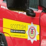 Man uninjured after one-vehicle crash on A9 near Bankfoot