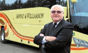 Kingdom bus operator sees profits drive ahead