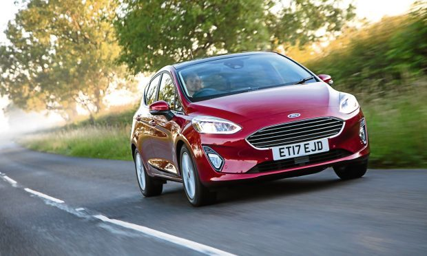 Ford announces 2000-pound trade-in incentive in UK