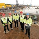 Port of Dundee on track to secure decom work