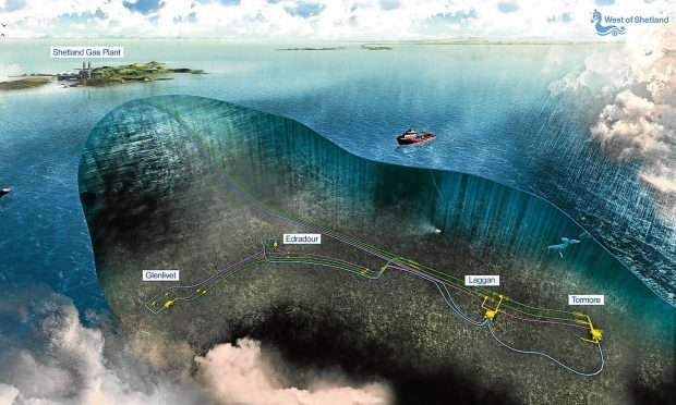 Total Boosts North Sea Oil Output With New Startup