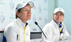 Matthew gets one more Solheim chance after all