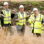 Work starts on £1bn Bertha Park village in Perthshire