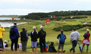 Claim Major organisers 'could do better' for Kingsbarns
