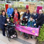 Latest pocket garden opens at Dundee's waterfront