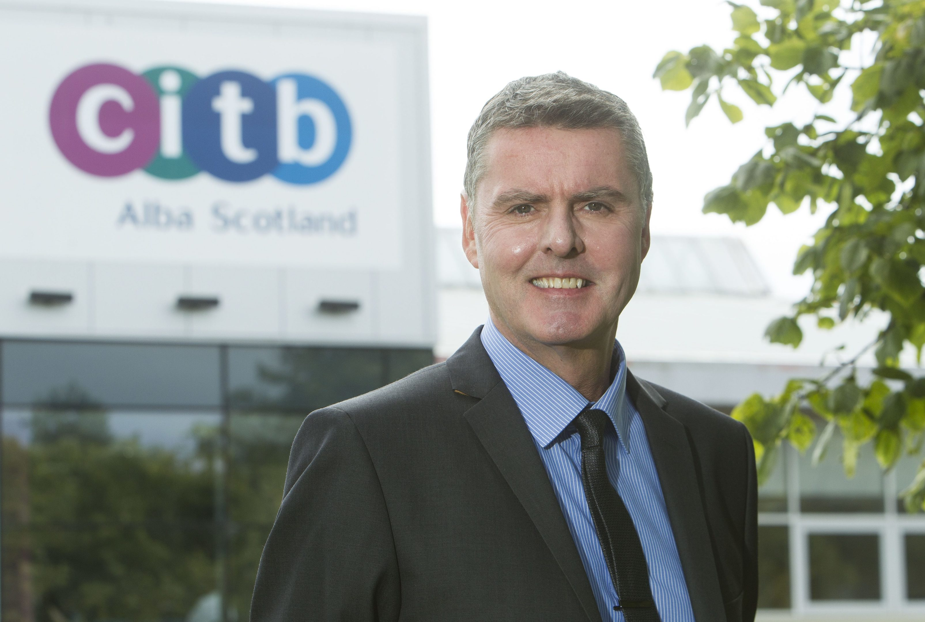 Ian Hughes, CITB director