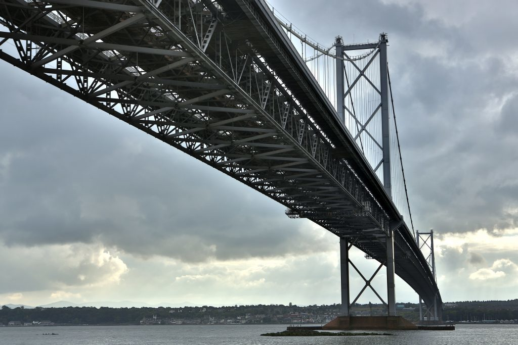 Royal Mail honours Queensferry Crossing opening with postmark