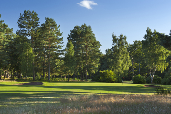 Ladybank Golf Club hosted Open Final Qualifying for more than thirty years.