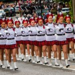 Tattoo favourites join City of Perth Salute procession