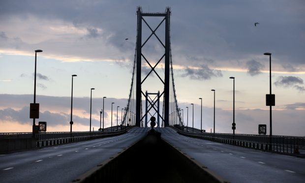 Long delays as sightseers flock to Queensferry Crossing