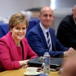 First Minister opens new £44 million facility at GlaxoSmithKline's Montrose site