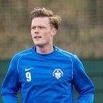 St Johnstone ready to swoop for striker Denny Johnstone