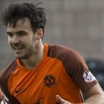 Hopes high that Scott Fraser's foot injury won't keep him out of Dundee United team
