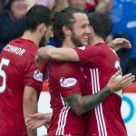 Aberdeen 2 Dundee 1: Dark Blues denied by Dons at Pittodrie